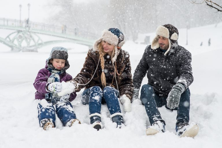 make memories with your winter bucket list