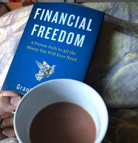 Financial Freedom grant Sabatier book gift guide