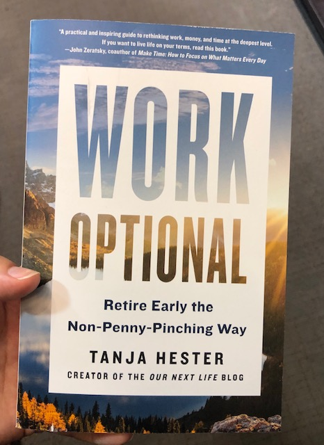 Work Optional Tanja Hester Recommended book gift guide