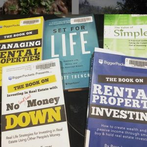 Set For Life Scott Trench Recommendation Book Gift Guide real estate personal finance