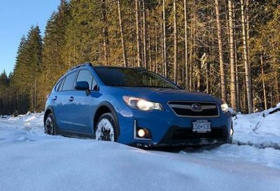 subaru crosstrek car loan