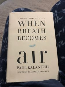 Paul Kalanithi when breath becomes air best book recommendation