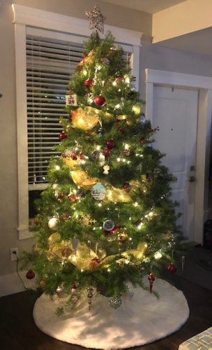 decorate the christmas tree winter bucket list