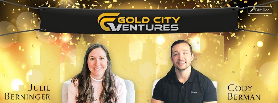 blogging for profit gold city ventures passive income