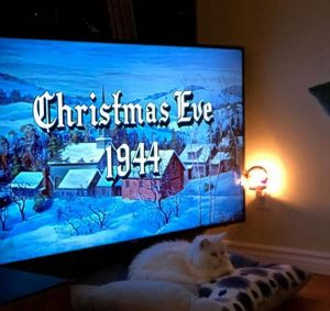 white christmas holiday tradition watch christmas movies