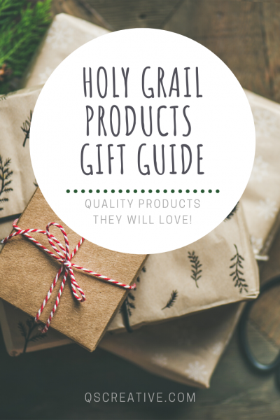 favourite favorite Holy Grail Products Gift Guide