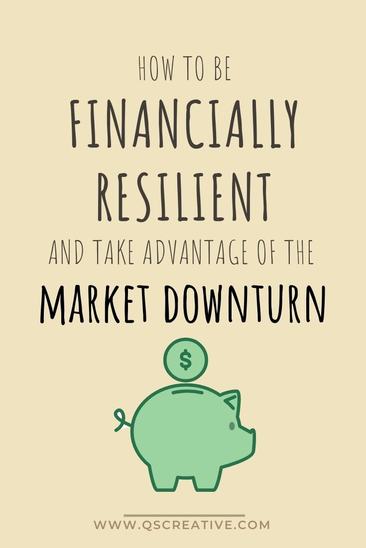 financially resilient during market downturn